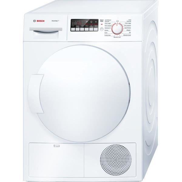 bosch wtb84200ff s che linge 7 kg condensation. Black Bedroom Furniture Sets. Home Design Ideas