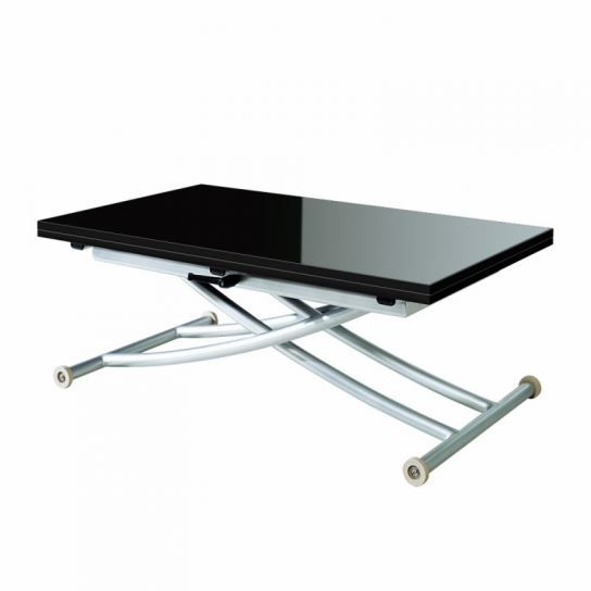 Table basse relevable carrel table basse rele achat - Table basse depliante ...
