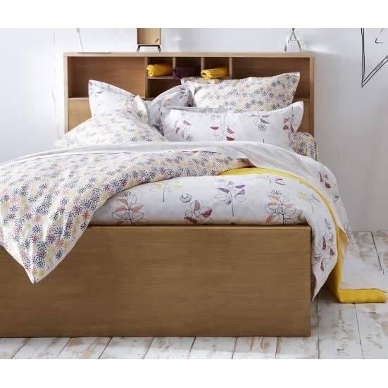 Tocade ensemble housse de couette 240x220 2 taies 65x65 for Ensemble couette