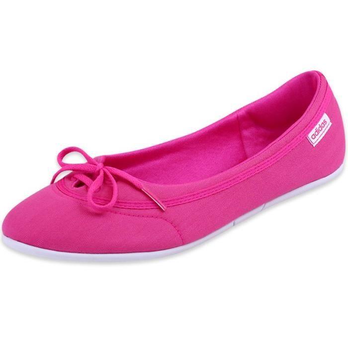 Ballerines Rose Neolina Femme Adidas Rose - Achat / Vente ...