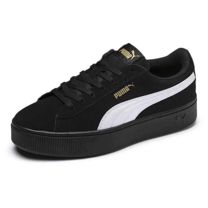 chaussures puma femmes plateforme
