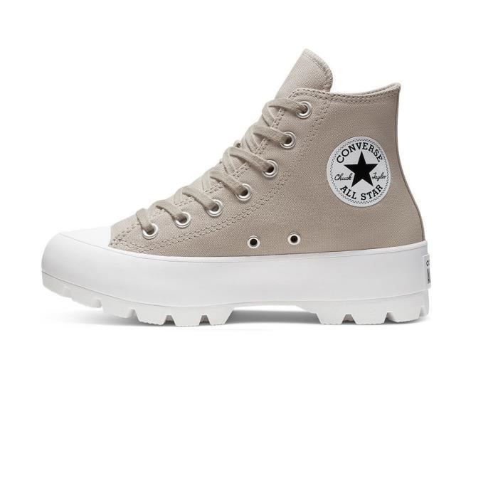basket converse chuck taylor all star lugged