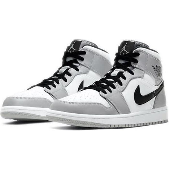 Nike Air Jordans 1 Mid Chaussures de Basket Air Jo