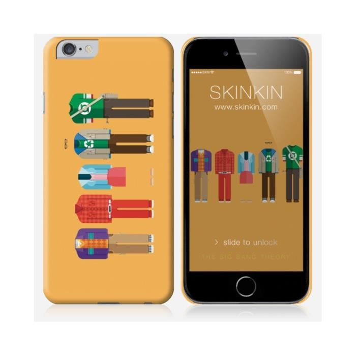 coque iphone 6 bazinga