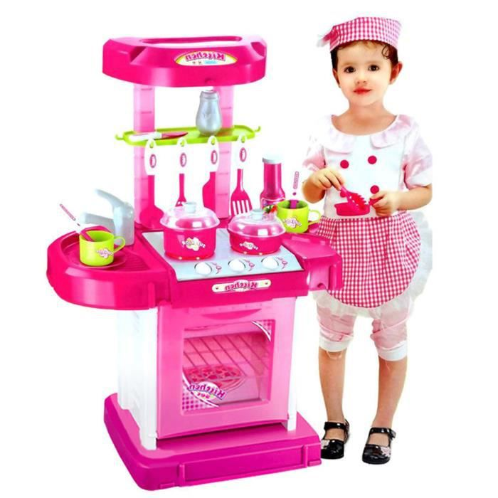 vococal enfants jouet cuisine cuisson toy play set jouet ducatif d apprentissage achat. Black Bedroom Furniture Sets. Home Design Ideas