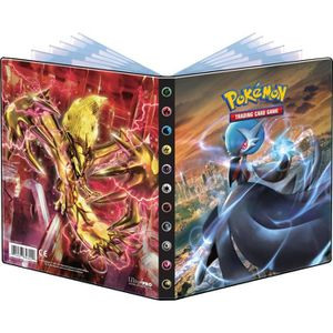 CARTE A COLLECTIONNER POKEMON Cahier Range-Cartes XY11 - 80 Cartes