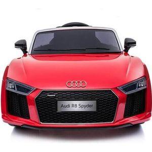 VOITURE ELECTRIQUE ENFANT ATAA CARS - Audi R8 Spyder licence pour enfants et