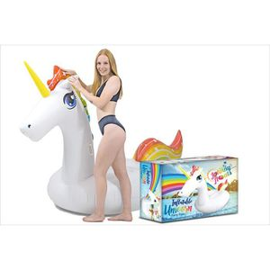 PARTITION Unicorn Pool Floats Inflatable Unicorn Pool Float