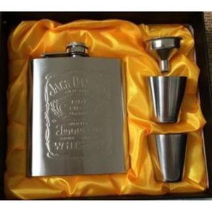 FLASQUE Coffret Cadeau Flasque Jack Daniel's