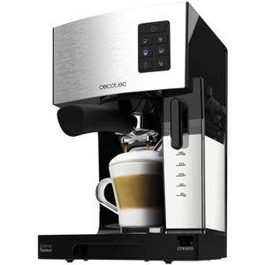 COMBINÉ EXPRESSO CAFETIÈRE Cecotec Machine à café Express Semi-Automatique Po