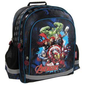 SAC À DOS  Avengers grand sac a dos cartable école scolaire