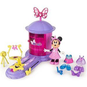 FIGURINE - PERSONNAGE IMC TOYS - Disney - Le Défilé Magique de Minnie +