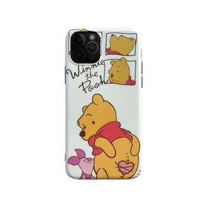 COQUE - BUMPER Coque iPhone 11,Disney Pooh Bear Antichoc Premium