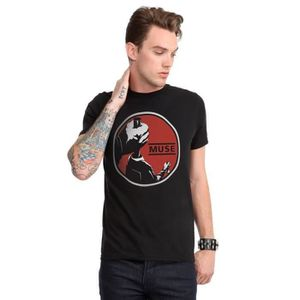 T-SHIRT Fashion Pour Homme Summer T shirt Muse Drones T sh