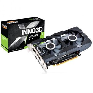 CARTE GRAPHIQUE INTERNE INNO3D GeForce GTX 1650 TWIN X2 OC - 4 Go GDDR5 -