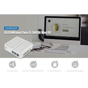 UNITÉ CENTRALE  SHARERDP X5350M Office Mini PC License-Windows 10