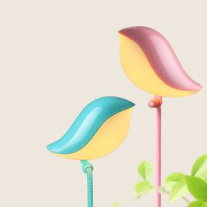 LAMPE A POSER Night lights(1pcs) (rose) Micro USB Oiseau Night L