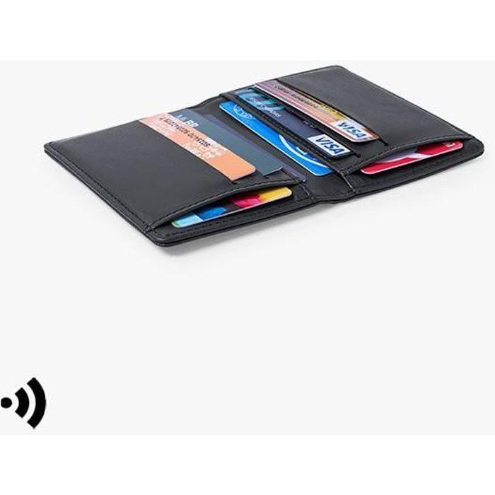 Porte-cartes RFID 145221 - couleur:Noir