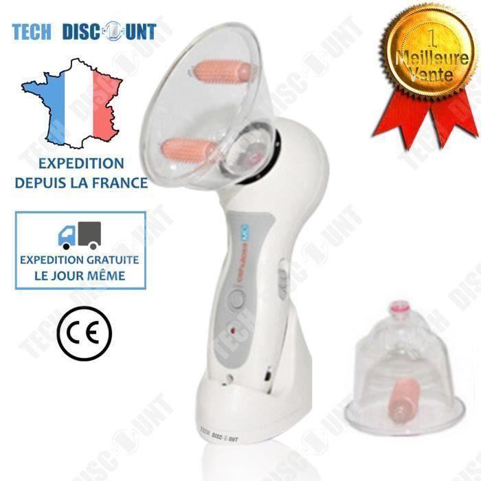 TD Appareil de massage vibration corporel liposuccion machine à faire fondre graisse bien-être électrique corps sport amaigri A54288