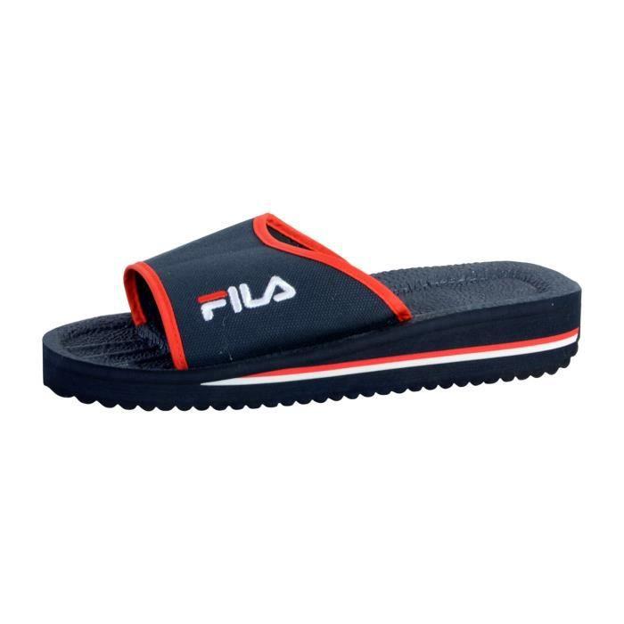 Sandale Fila Tomaia Slipper 44 Bleu