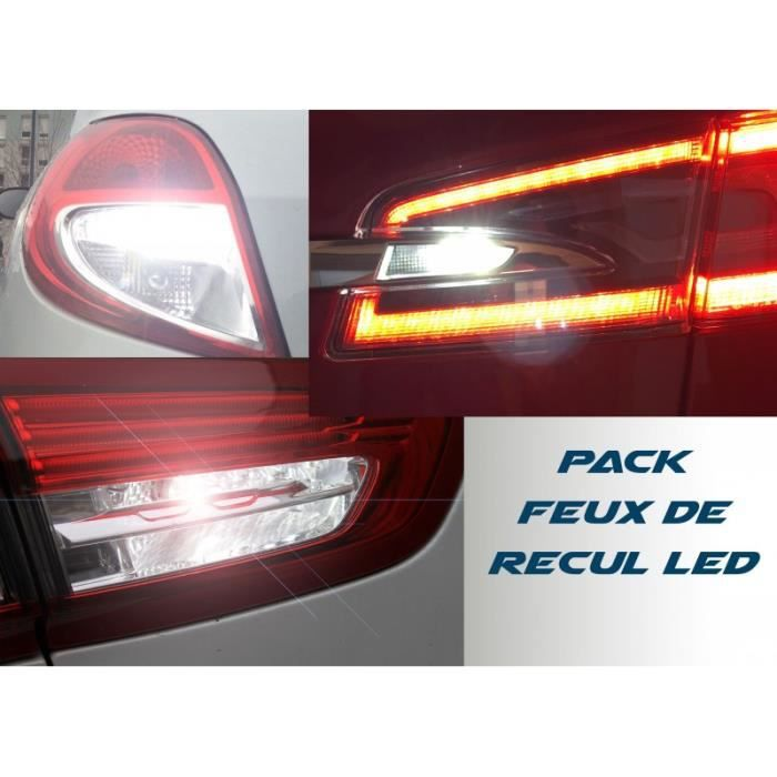 Feux de Recul - LED Audi A3 8P - Sans Erreur ODB - La beauté et la qualtié réunie. Garantie 1 an Waterproof et Dustproof Homologué