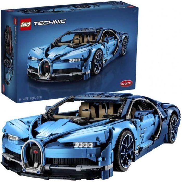 lego lego technic - bugatti chiron Figurines Jeu LEGO Technic - Bugatti Chiron 274473
