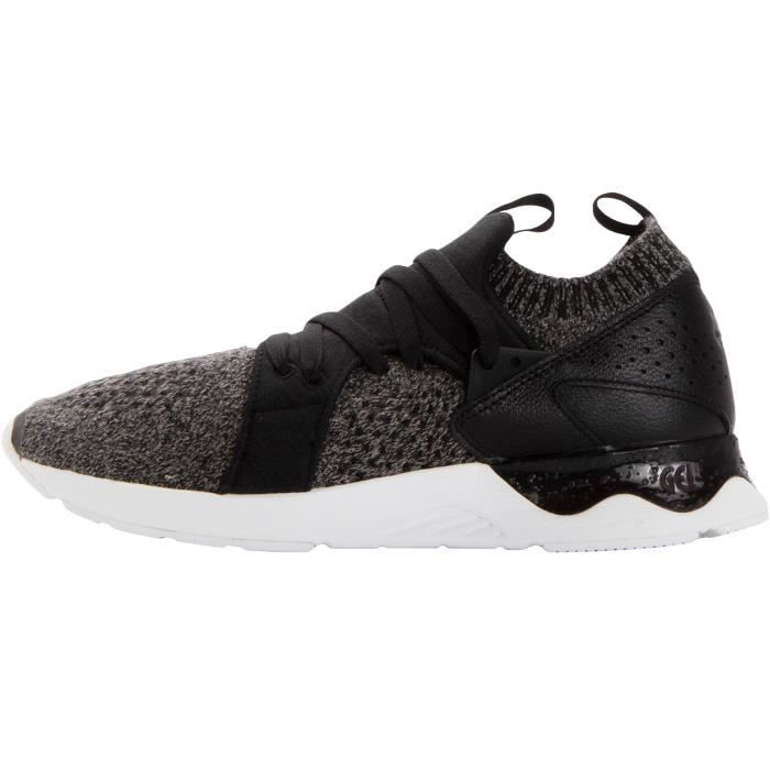 Asics Tiger Homme baskets lacets sport running - noir -