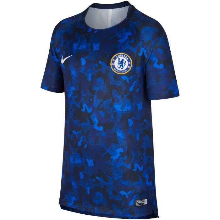 Maillot junior Chelsea FC Squad 2018/19