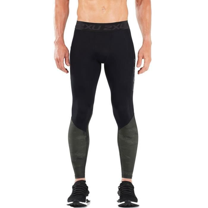 2Xu Hommes Accelerate Compression Legging Running