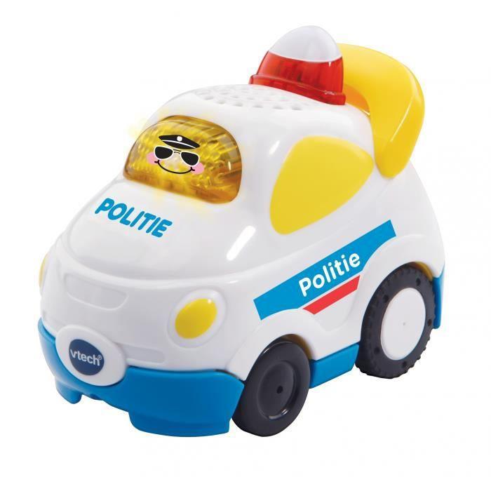 VTech Toet Toet voiture radiocommandée Pim RC Police