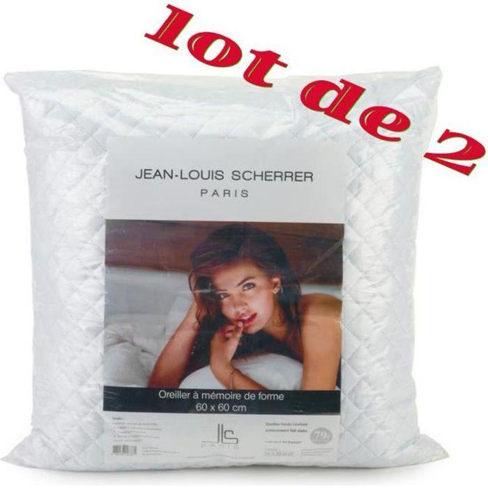 Jean-Louis Scherrer 2 Paires de Chaussettes Homme 100/% Fil d/écosse