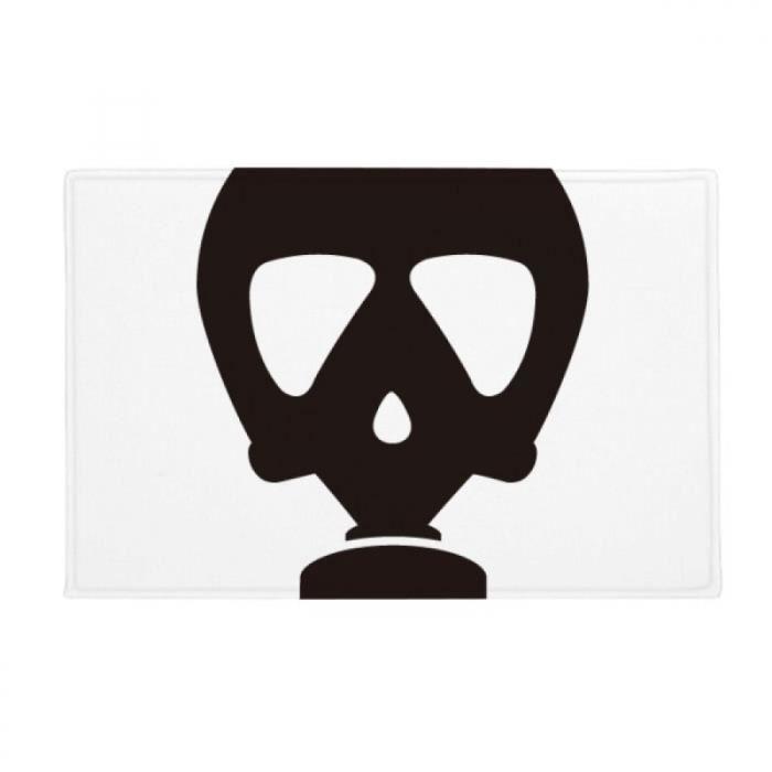 masque anti pollution squelette