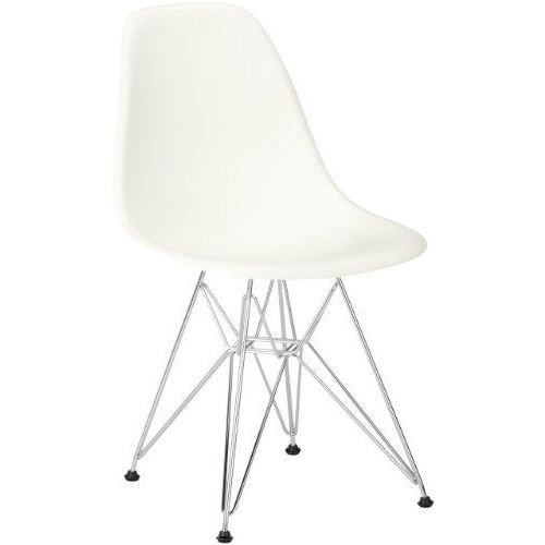 vitra 440022000104 chaise design dsr eames plas achat vente chaise plastique cdiscount. Black Bedroom Furniture Sets. Home Design Ideas