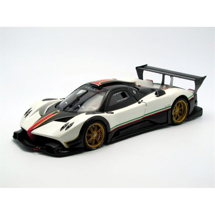 autoart 1 18 pagani zonda r achat vente voiture construire cdiscount. Black Bedroom Furniture Sets. Home Design Ideas