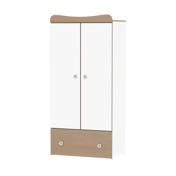 Armoire chambre b b exclusive h tre achat vente for Achat armoire chambre