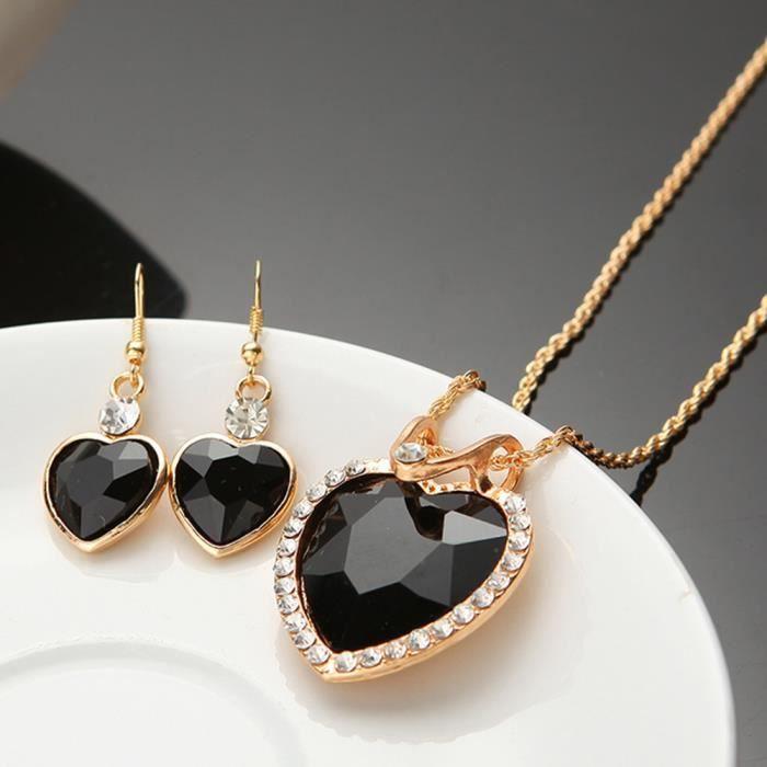 collier luxe pour femme