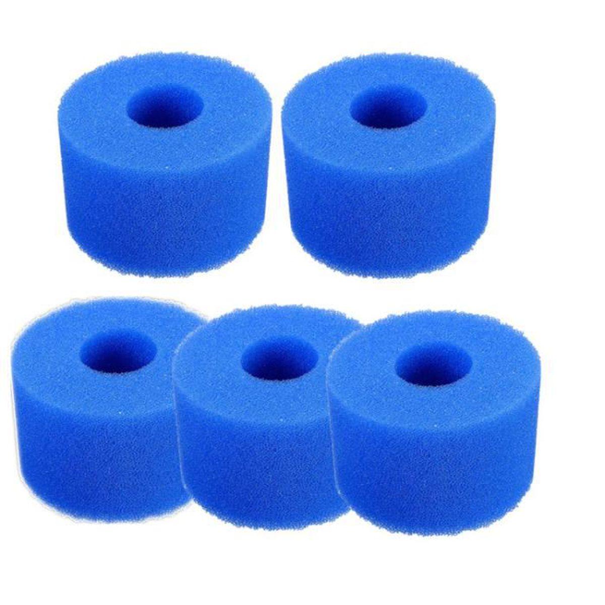 Filtre Piscine Lave Vaisselle 5pcs filtre de piscine pour piscine, pour jacuzzi piscine et