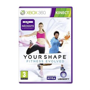 JEU XBOX 360 YOUR SHAPE FITNESS EVOLVED KINECT / XBOX 360