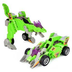 VOITURE - CAMION Chariots électriques de dinosaure de déformation o