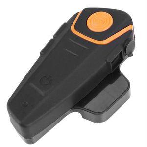 INTERCOM MOTO Intercom Moto Casque Moto Bluetooth Oreillette Mot