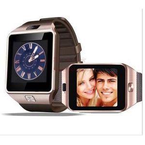 MONTRE CONNECTÉE Dz09 Bluetooth montre Smart Watch montre - bracele
