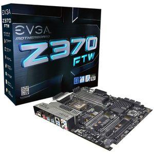 CARTE MÈRE Carte mère EVGA Z370 FTW, Intel Z370 - Sockel 1151