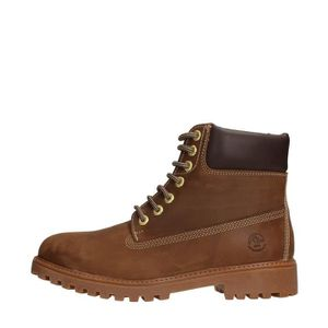 BASKET Lumberjack Sneakers Homme COTTO/DK BROWN
