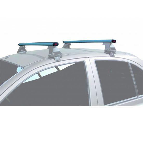 Barres de toit ALU FIAT 500 L Living /à partir de 2013 5 Portes