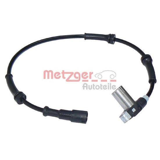 vitesse de roue Metzger 0900398 Capteur
