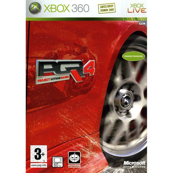 jeux xbox 360 de voiture achat vente jeux xbox 360 de. Black Bedroom Furniture Sets. Home Design Ideas