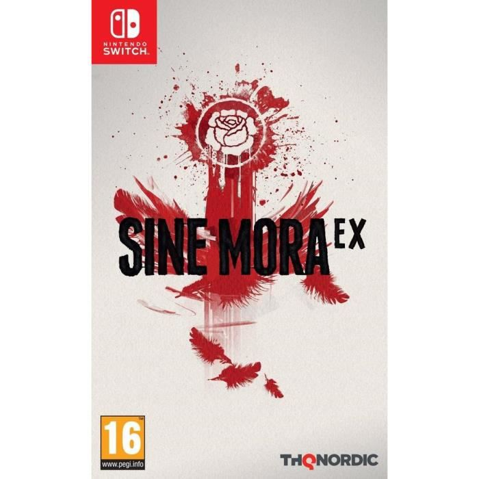 JEU NINTENDO SWITCH Sine Mora EX Jeu Switch