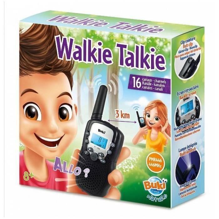 BUKI Talkie walkie