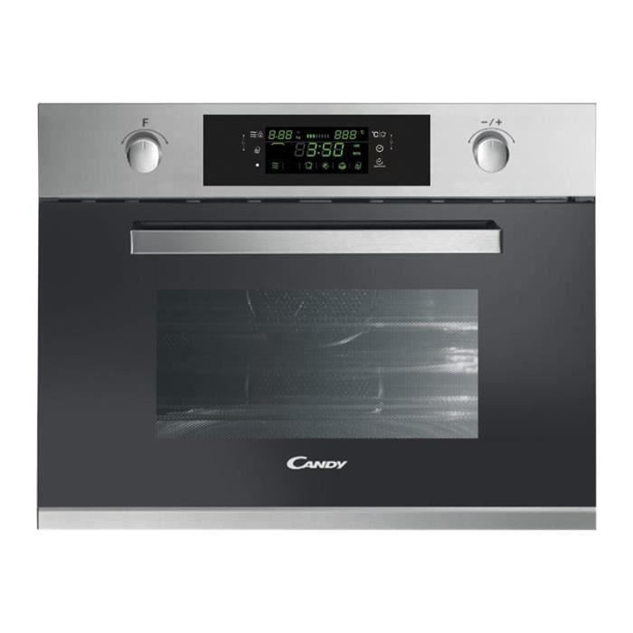 Candy Elite MIG 440 VTX Four micro-ondes grill intégrable 44 litres 900 Watt inox