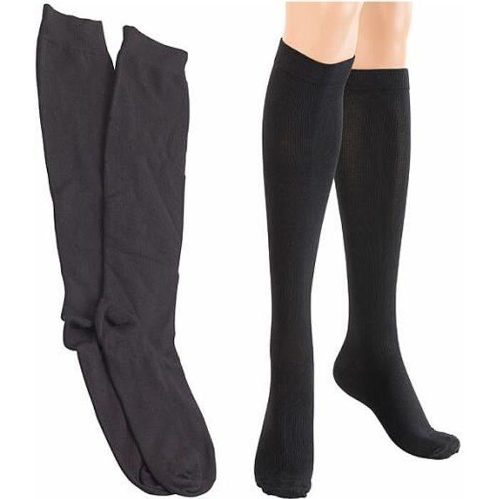 Chaussettes de contention - 1 paire